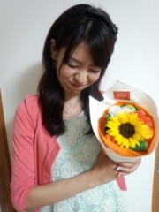 田宮杏菜 公式ブログ/感謝。 画像1