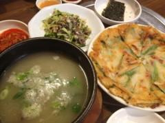 SAKI 公式ブログ/魚サンと韓国料理☆ 画像3