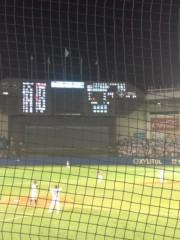 SAKI 公式ブログ/野球観戦! 画像3