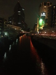 SAKI 公式ブログ/撮影後はお花見に 画像3