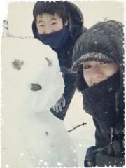 SAKI 公式ブログ/雪 画像2