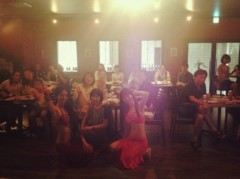 SAKI 公式ブログ/ダーツバーでベリーダンス 画像3