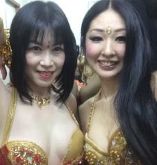 SAKI 公式ブログ/寒い日にはホットなベリーダンスショー如何ですか? 画像2