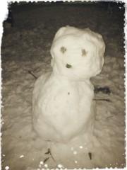 SAKI 公式ブログ/雪 画像3