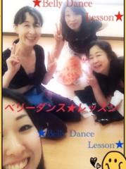 SAKI 公式ブログ/ベリーダンスLessonの服装は衣装でやっている?! 画像1