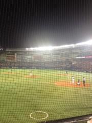 SAKI 公式ブログ/野球観戦! 画像1