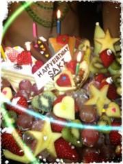SAKI 公式ブログ/ケーキも、(o^^o) 画像2