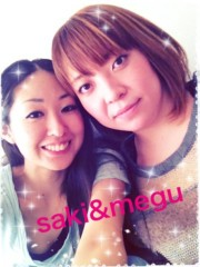 SAKI 公式ブログ/友達が^o^ 画像1