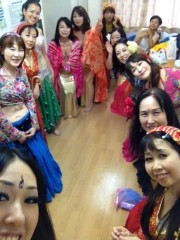 SAKI 公式ブログ/ディサービスでベリーダンス☆ 画像2