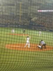 SAKI 公式ブログ/野球観戦! 画像2