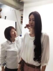 SAKI 公式ブログ/撮影 画像3