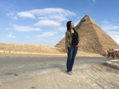 SAKI 公式ブログ/そして11月はエジプトへ 画像1