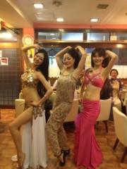SAKI 公式ブログ/Belly dance show♪ 画像1