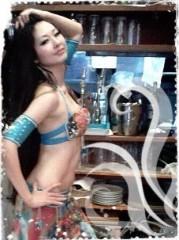 SAKI 公式ブログ/7月のベリーダンス 画像1