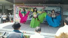 SAKI 公式ブログ/松戸競輪場でベリーダンス 画像2