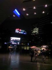 泉忠司 公式ブログ/雨の六本木 画像1