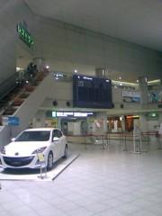 泉忠司 公式ブログ/渋滞で危うく 画像1