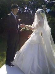 泉忠司 公式ブログ/結婚式の写真 画像1