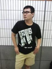 植田誠(うえはまだ) 公式ブログ/真っ赤っかな、はしゃぎっぷり。 画像1