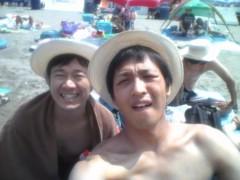 植田誠(うえはまだ) 公式ブログ/逗子でのはしゃぎっぷり。 画像2
