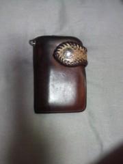 植田誠(うえはまだ) 公式ブログ/『先輩から財布を頂く。』 画像1