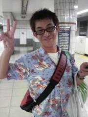 植田誠(うえはまだ) 公式ブログ/『先輩から財布を頂く。』 画像2