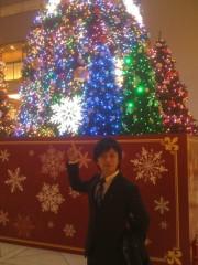 青樹伸 公式ブログ/クリスマスツリー☆ 画像1