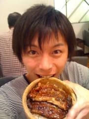 青樹伸 公式ブログ/ひつまぶし☆ 画像1
