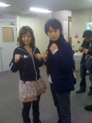 のぶ 公式ブログ/キックボクシング! 画像2
