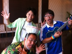 青樹伸 公式ブログ/あきらちゃんとラーメンちゃん(^_-)-☆ 画像1