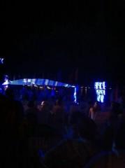 大崎由希 公式ブログ/ピピ島最後の夜。 画像1