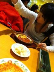 大崎由希 公式ブログ/自分撮り中の 画像1