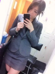 大崎由希 公式ブログ/きゃふぇです 画像1