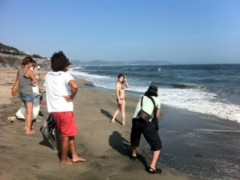 大崎由希 公式ブログ/気持ちいー♪ 画像1