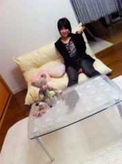 大崎由希 公式ブログ/ソファきたー(´ω`) 画像1
