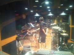 大崎由希 公式ブログ/レコーディングさぁ 画像2