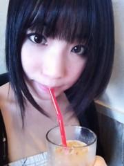大崎由希 公式ブログ/妖怪ですか… 画像1