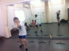 大崎由希 公式ブログ/れっすーん 画像1