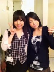 大崎由希 公式ブログ/初陣★ 画像1