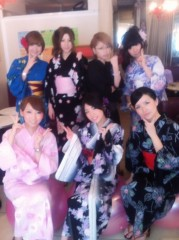 大崎由希 公式ブログ/浴衣GIRLS♪ 画像2