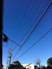 大崎由希 公式ブログ/青空っ 画像1