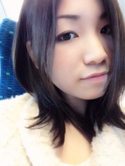 大崎由希 公式ブログ/移動中 画像1