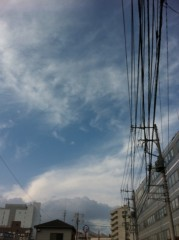 大崎由希 公式ブログ/あおぞらー★ 画像1