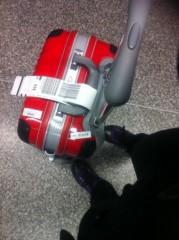 大崎由希 公式ブログ/空港着 画像1