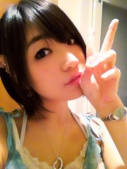 大崎由希 公式ブログ/ にゃふ(●^ω^●)♪ 画像1