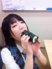 大崎由希 公式ブログ/恵方巻きー♪ 画像1