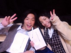 大崎由希 公式ブログ/ゴープリ撮影中★ 画像1
