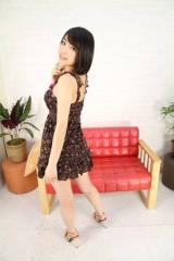 大崎由希 公式ブログ/見返り美人に? 画像1