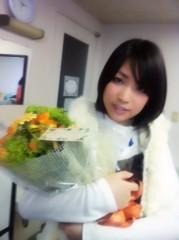 大崎由希 公式ブログ/千秋楽。 画像1