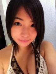 大崎由希 公式ブログ/雪のなか 画像1